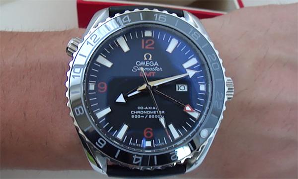 Replicas Relojes Omega Seamaster GMT