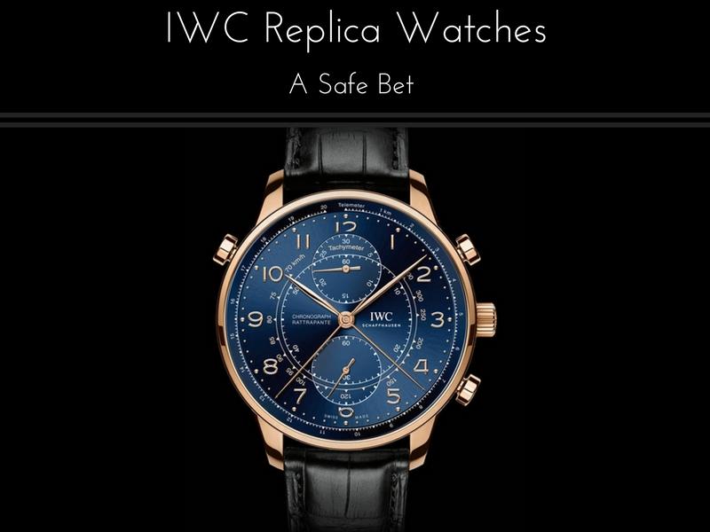 Relojes-De-Imitación-IWC-Revisión
