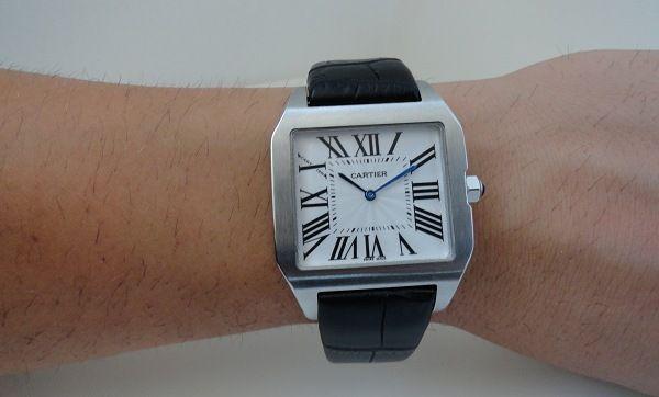 Cartier Santos Dumont Reloj