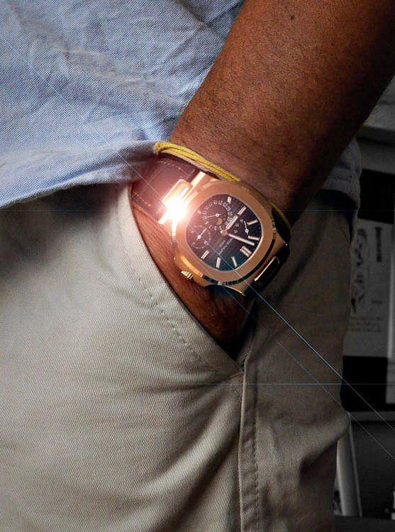 Patek Philippe Nautilus Replicas De Relojes