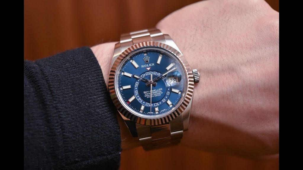 Rolex-Sky-Dweller-relojesdereplicas