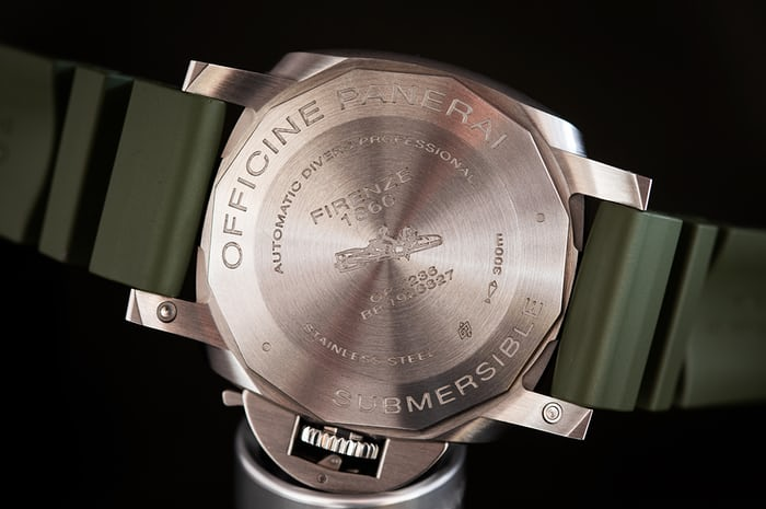 Panerai Submersible Verde Militare 42mm