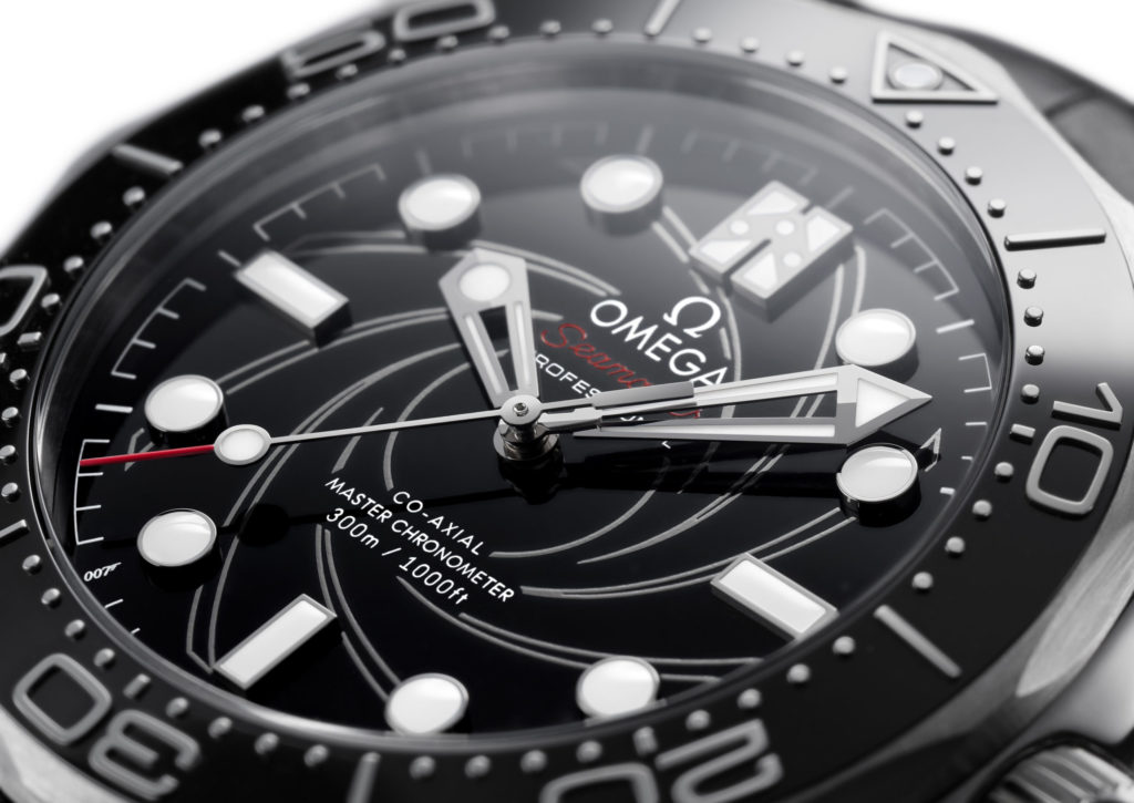 Omega Seamaster 300M Diver James Bond Replica